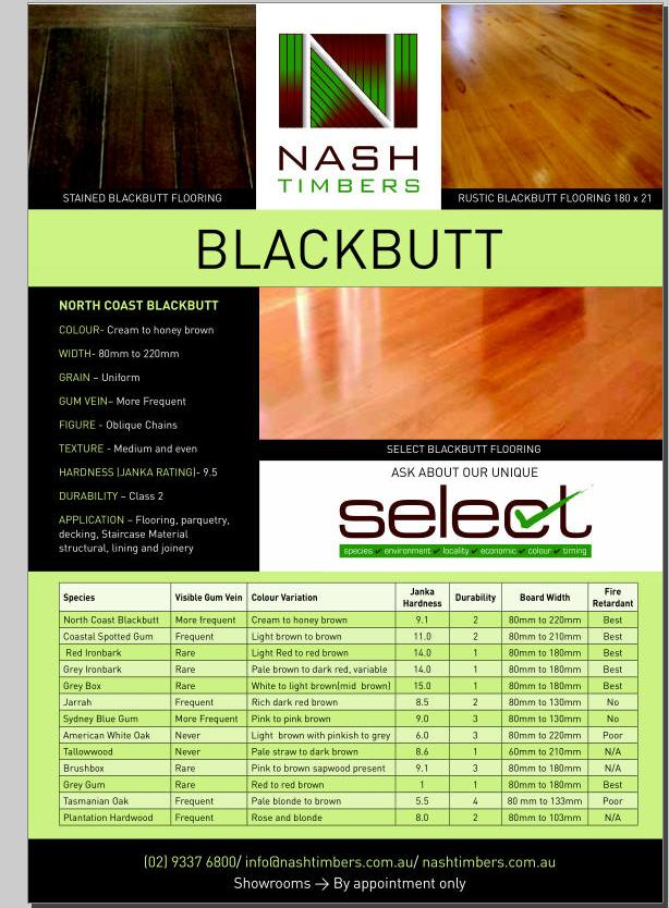 blackbutt
